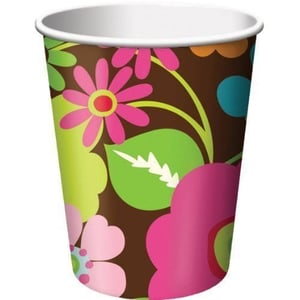 Printed Paper Cold Drink Cup