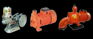 Robust Construction Water Pump