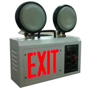 Rechargeable Emergency LED Exit Light
