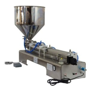 Stainless Steel Chocolate Filling Machine
