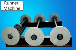 Corrosion Resistance Industrial Runner Machine