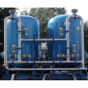 Industrial Wastewater Industrial Water Treatment Plant