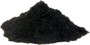 Black Activated Charcoal Powder