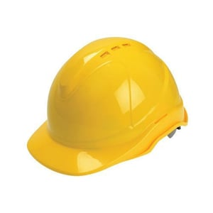 Yellow Color Safety Hats (Helmet)