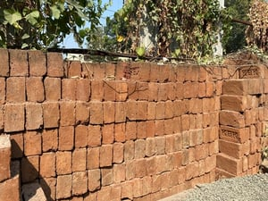 Red Bricks For Construction Uses