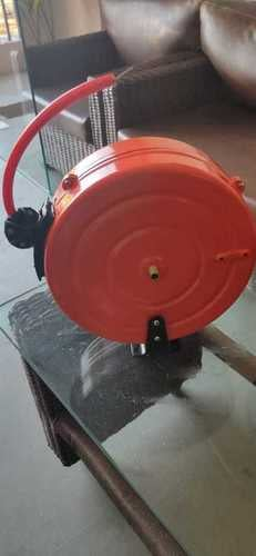 Red Color Earthing Reel