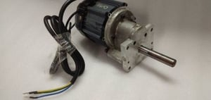 BLDC Motor For Electric Vehicles And Heavy Duty Industrial Application