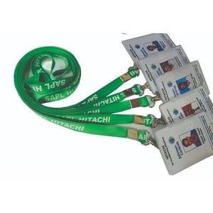 PVC Identity Cards With Lanyard