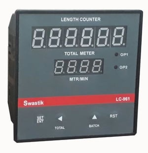 Black Color LC - Length Counter