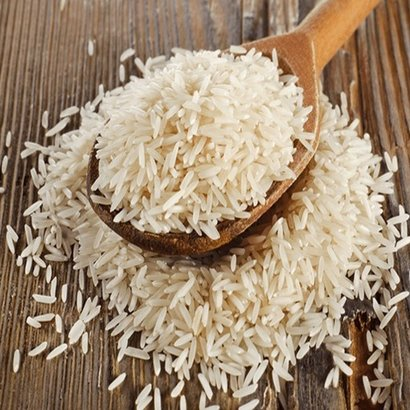 Dried Healthy And Natural Organic White Traditional Basmati Rice