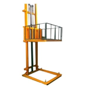 Easy to Operate Hydraulic Goods Lift