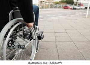 Physically Challenged Wheelchairs