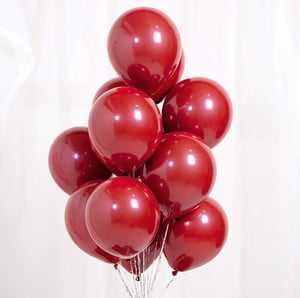 9 Inch 1.5Gr Party Balloons