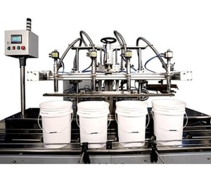 Industrial Weighmetric Filling Machines