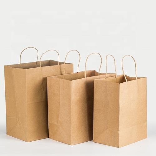 Customized Take Away Food Bag