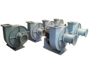 Industrial Combustion Inducer Blower