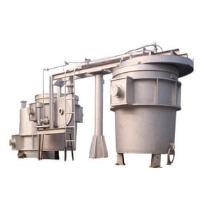 Ladle Drying And Preheating Station