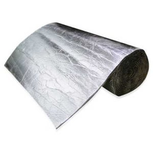 Silver Both Side Reflective Insulation Sheet
