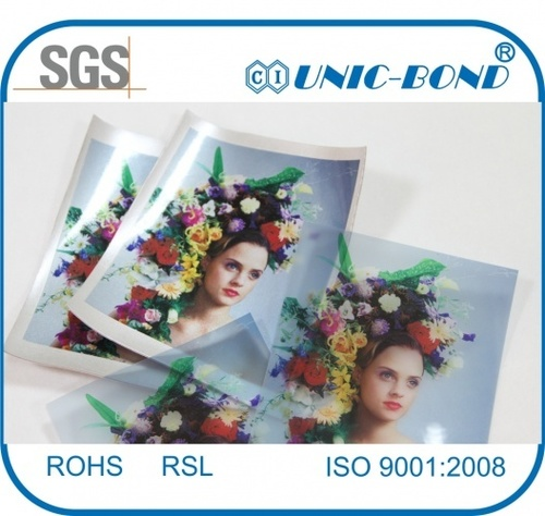 27205 Translucent Printable PU Hot Transfer Film