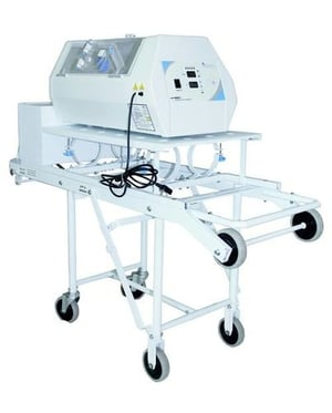 Neonatal Transport Incubator with Trolly