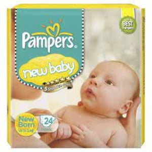 Soft Breathable Pampers Baby Diaper