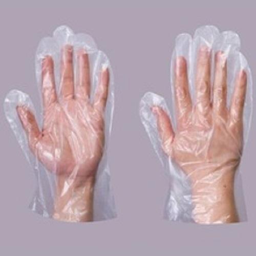 Disposable Plastic Transparent Gloves