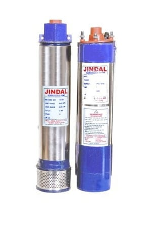 Vertical 20 HP Stainless Steel Submersible Pump