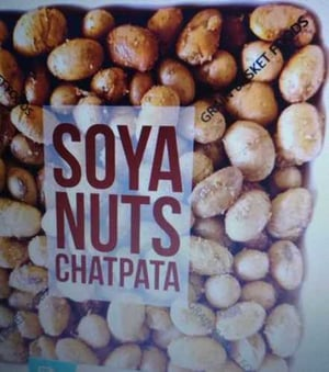 High Protein Soya Nuts