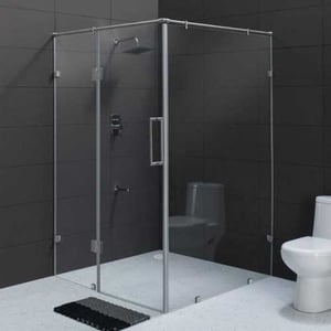7-8 Feet Height Shower Partition