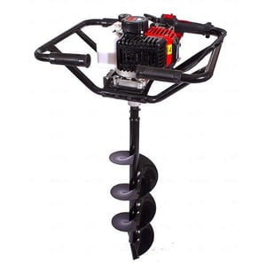 Industrial Gasoline Auger Drill