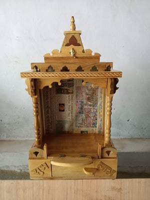 Sag Wooden Temple