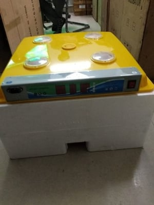 Automatic Poultry Chicken Egg Hatching Incubator
