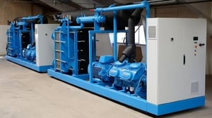 Water Cooled Chiller Repairing Service