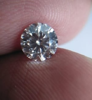 Solitaire Natural Loose Diamond