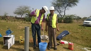 Piezometer Water Testing Services