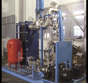 Automatic Gas Induction System
