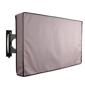 Polyester LED Smart TV Cover
