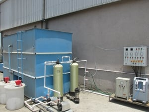 Effluent Treatment Plant for Hospital Waste Water