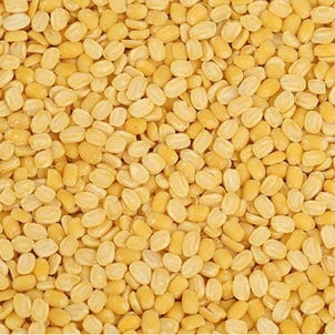 Healthy and Natural Split Yellow Moong Dal