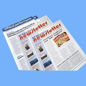 Newsletters Printing Service
