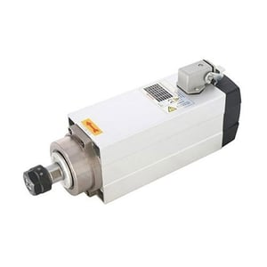 18000rpm Square Air Cooled Spindle Motor
