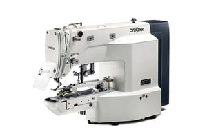 Button Sewing Machine with Stable Sewing Quality