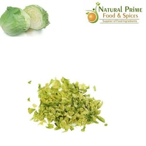 Dehydrated Organic Cabbage Flakes
