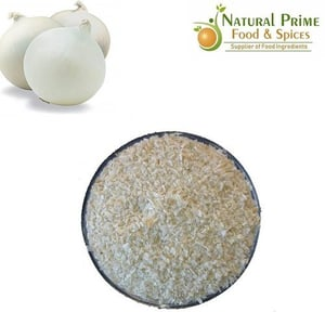 Dehydrated White Onion Minced Flakes