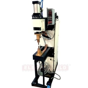 Spot Welding Machine Pneumatically Operated With Micro- Controller