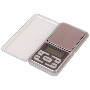 Electronic Pocket Scale with Backlit LCD Display