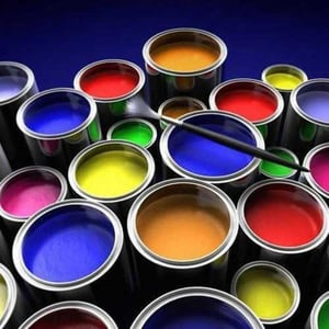 Industrial Wall Paint