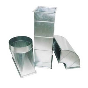 Air Conditioning Steel Duct