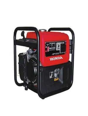 Honda Generator EP 1000 with Very Low Noise