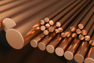 Polished Copper Alloy Rods